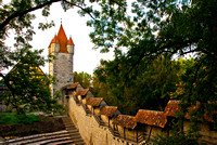 Rothenburg Medieval City Wall
