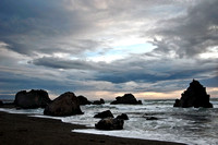 Carmet Beach Sunset - Bodega Bay, California
