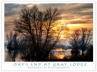 Days End at Gray Lodge