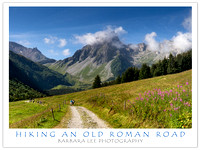 Hiking an Old Roman Road
