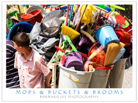 Mops and Buckets and Brooms