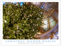 Christmas at Neiman Marcus in San Fransicso