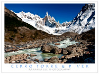 Cerro Torre and River